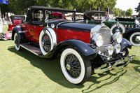 1929 Stearns-Knight Model H 8-90 Cabriolet Roadster