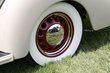 1937 Terraplane Deluxe Convertible Coupe Wheel