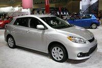 2012 Toyota Corolla Matrix