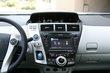 2012 Toyota Prius v Instrumentation
