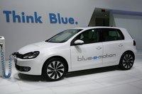2013 Volkswagen Golf Blue E Motion