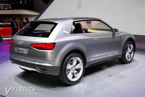 2012 Audi Crosslane Coupe