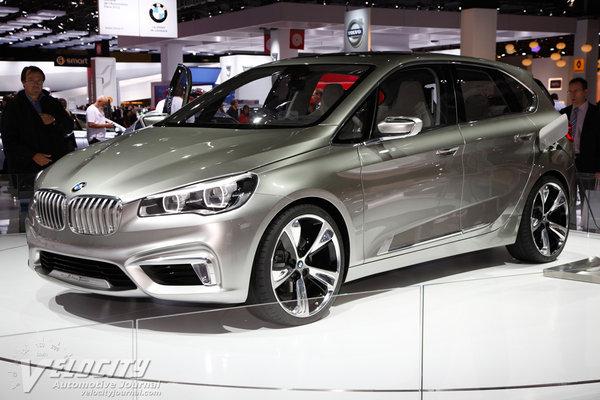 2012 BMW Active Tourer