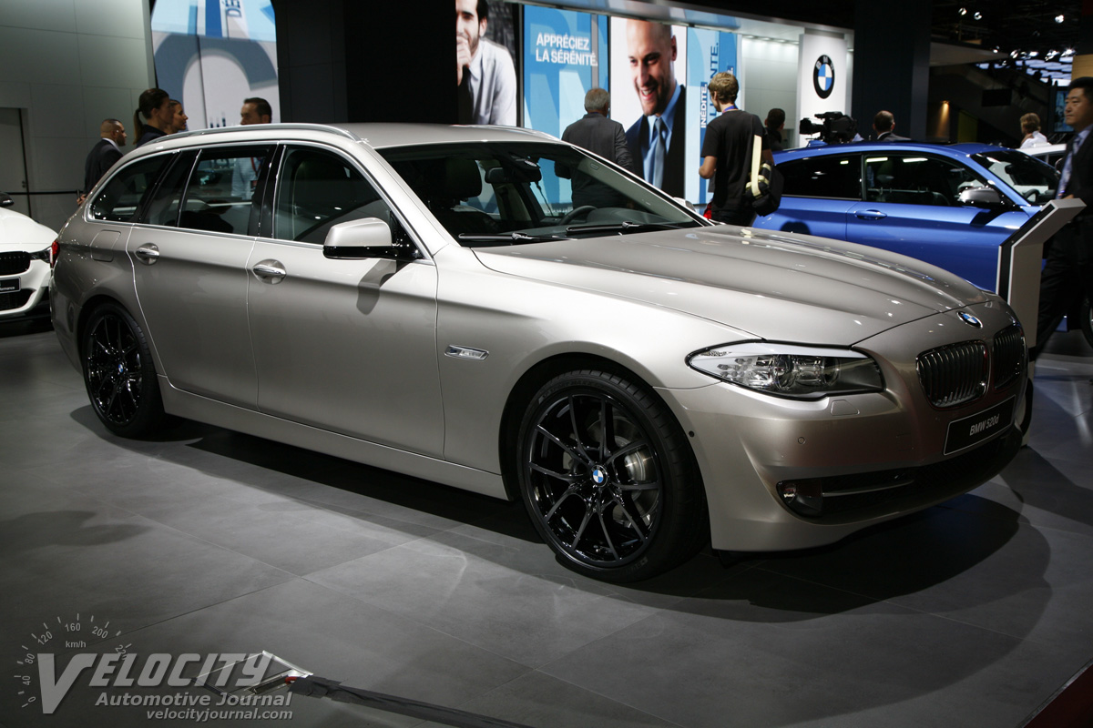 Picture Of 2013 Bmw 5 Series Wagon