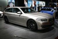 2013 BMW 5-Series Wagon