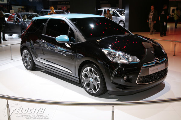 2012 Citroen DS3 Electrum
