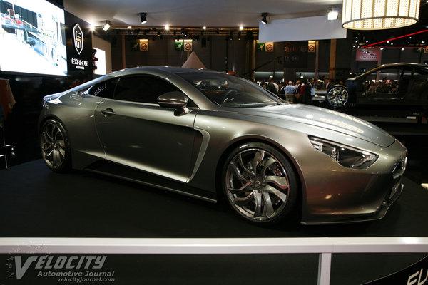 2012 Exagon Motors Furtive e-GT