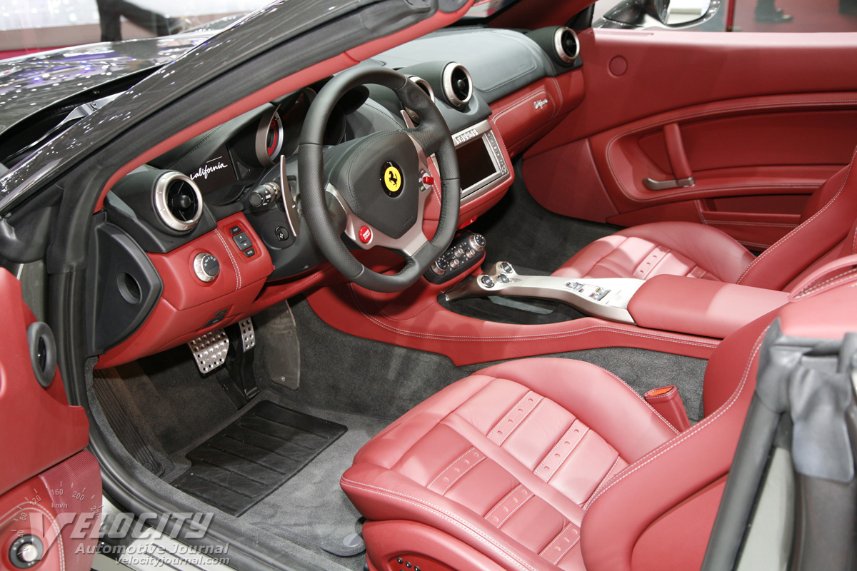 2014 Ferrari California pictures