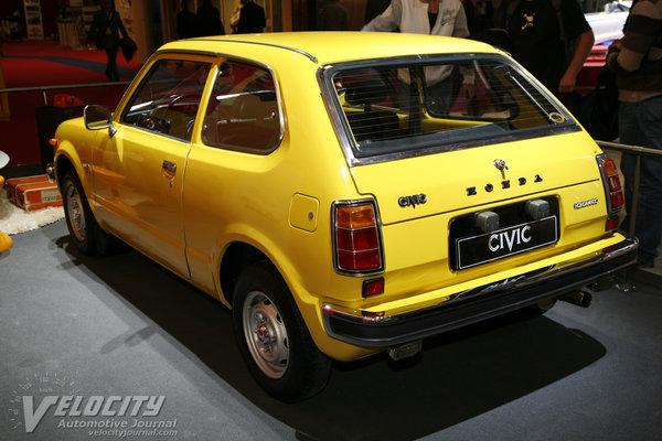 1973 Honda Civic 2d sedan