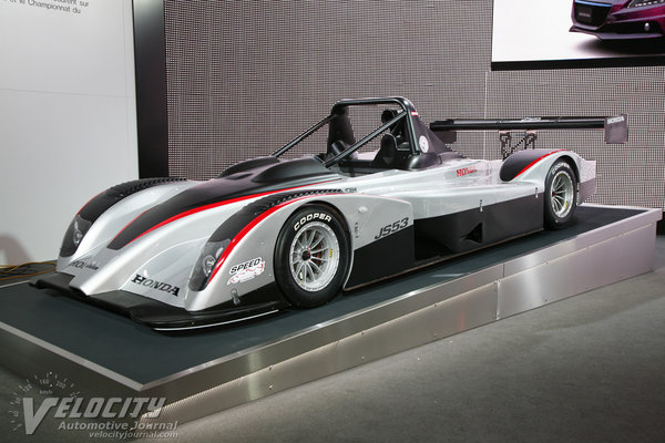 2012 Honda SPEED EuroSeries Race Car
