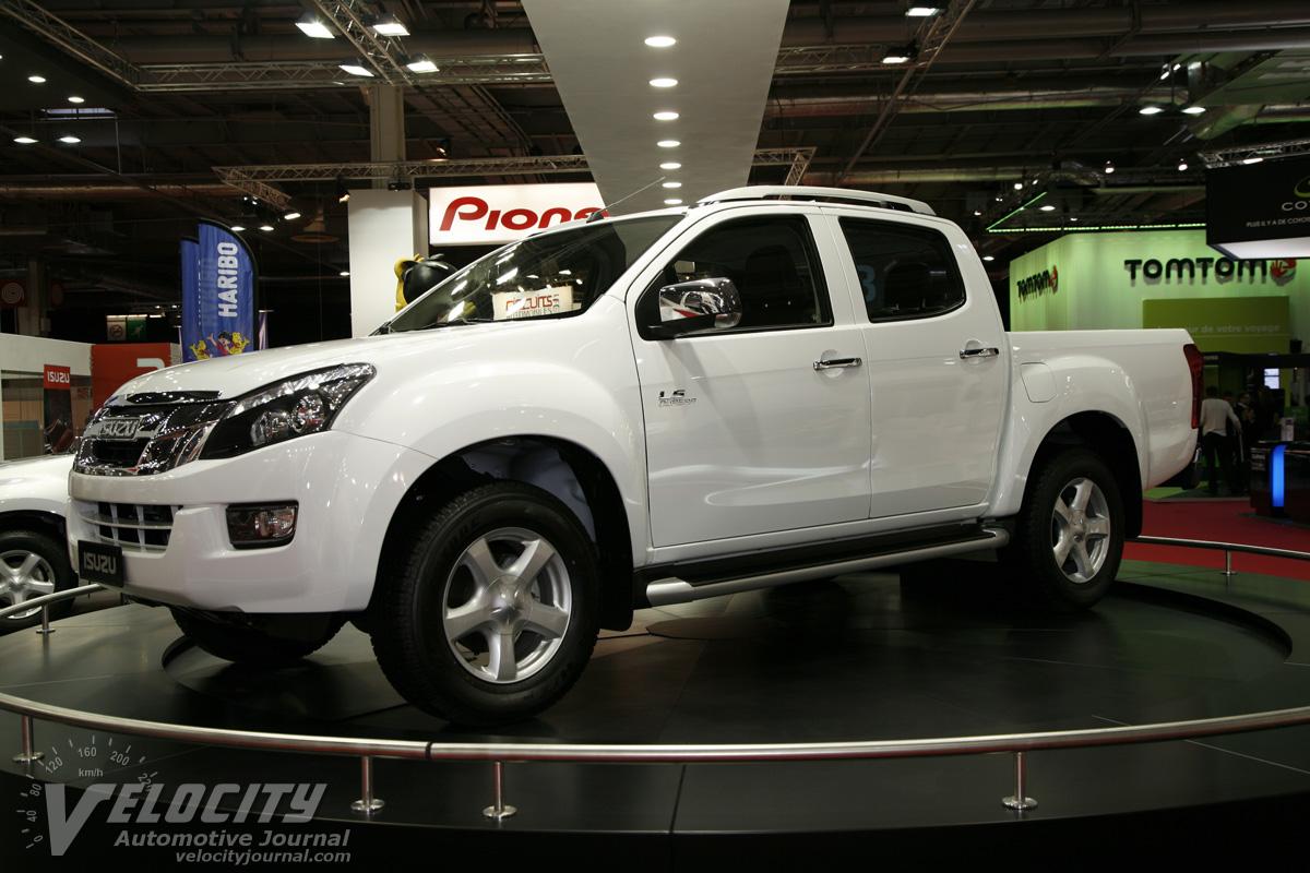 2013 Isuzu Pickup