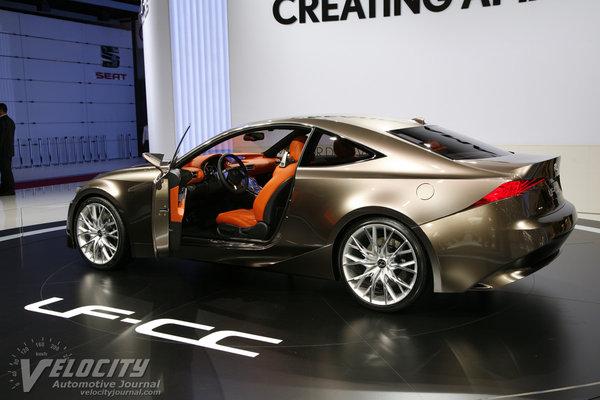 2012 Lexus LF-CC