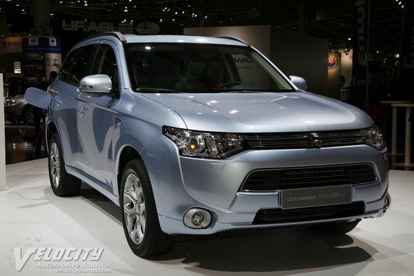 2013 Mitsubishi Outlander PHEV