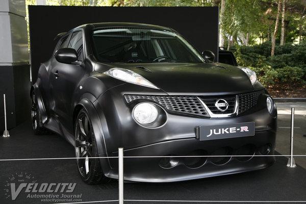 2012 Nissan Juke-R