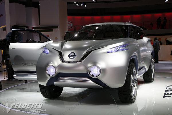 2012 Nissan Terra