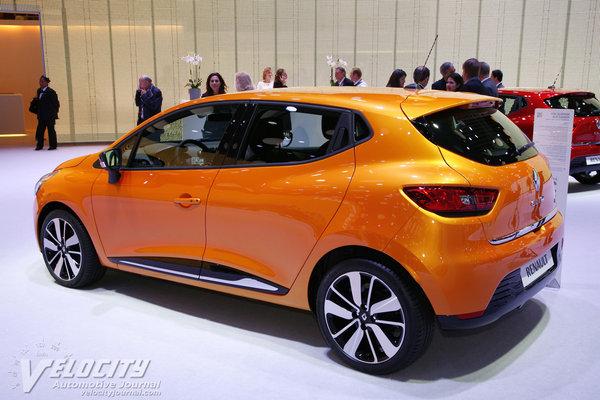 2013 Renault Clio 5d