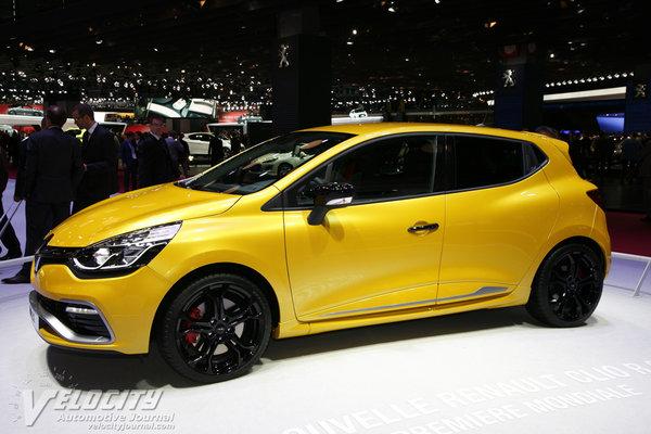 2013 Renault Clio R.S.