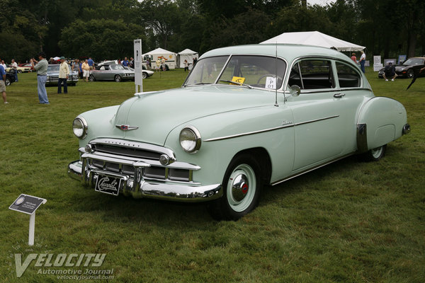 1949 Chevrolet Fleetline DeLuxe 2 door