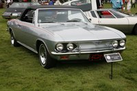1969 Chevrolet Corvair Monza convertible