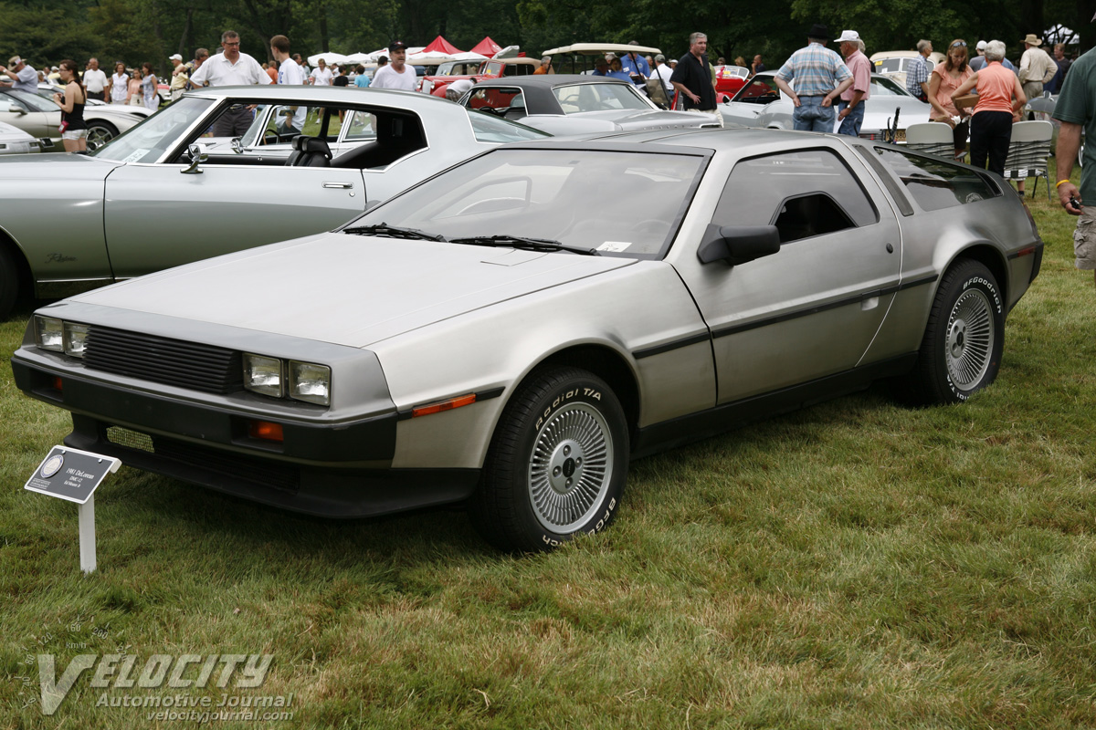 1981 Delorean Dmc 12 Pictures