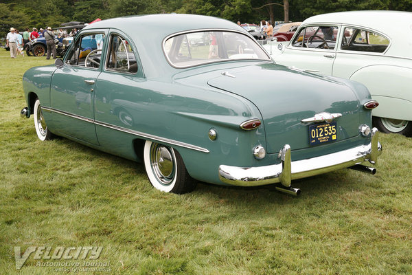 1949 Ford Custom 2d Club Coupe