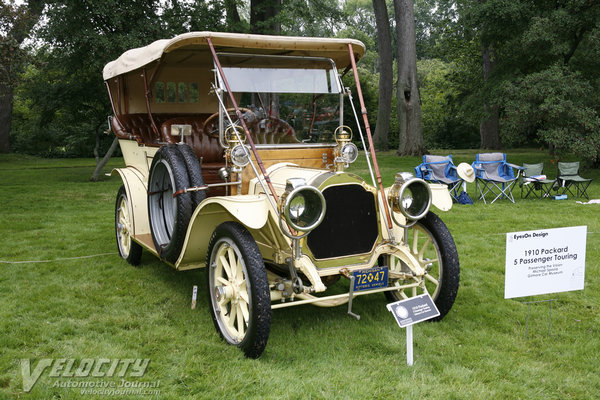 1910 Packard 5p Touring