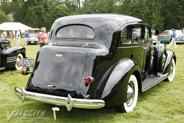 1937 Packard sedan