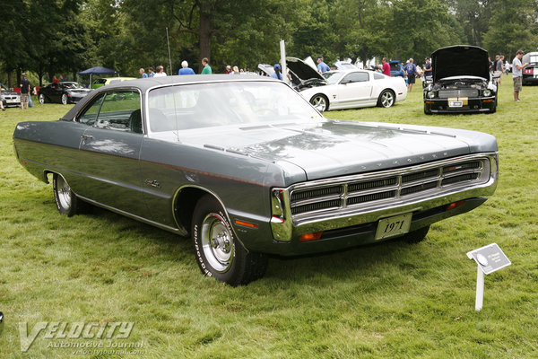 1971 Plymouth Sport Fury GT