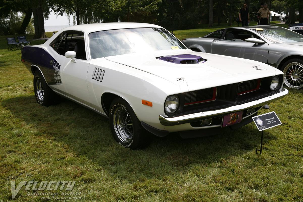 barracuda car 1974 - photo #7