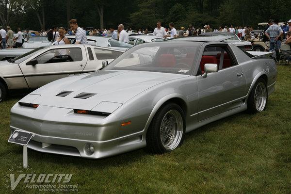 1987 Pontiac Suntour by ASC