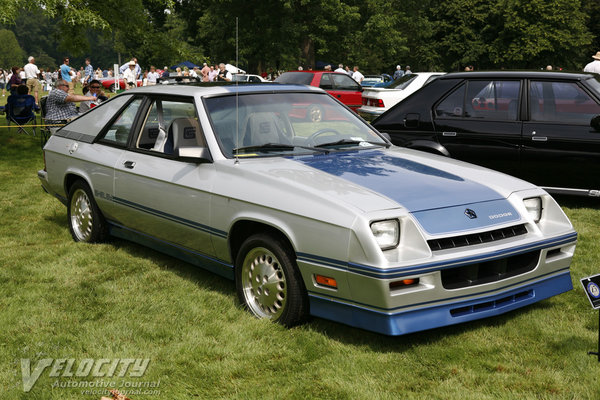 1986 Shelby Charger GLH-S