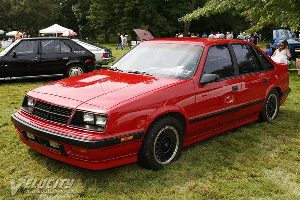 1987 Shelby Lancer