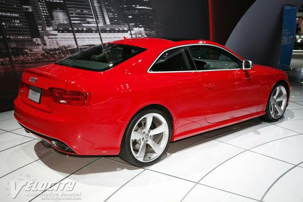 2013 Audi Audi RS-5 coupe