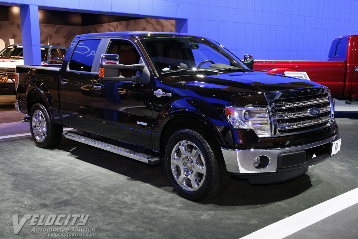 picture of 2013 ford f 150 crew cab. Black Bedroom Furniture Sets. Home Design Ideas