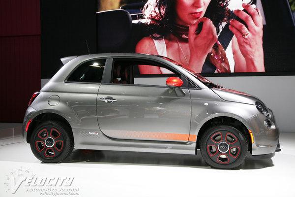 2013 Fiat 500 e