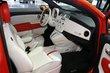 2013 Fiat 500 e Interior