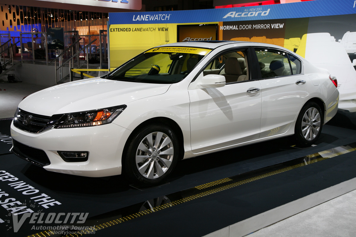 Honda Accord Official Site >> 2013 Honda Accord pictures