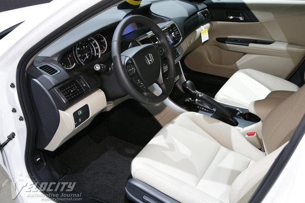 2013 Honda Accord Interior