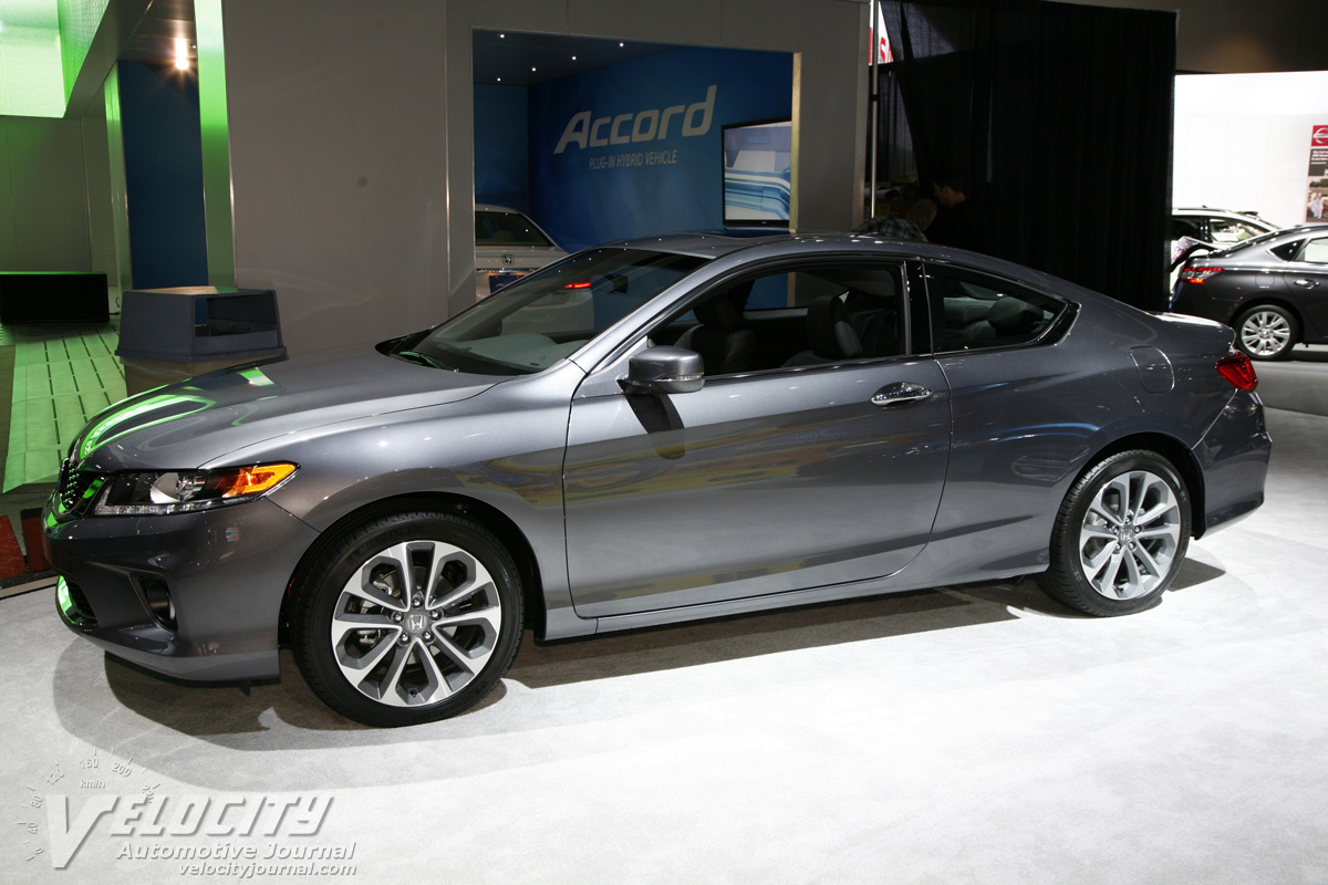 Picture of 2013 Honda Accord Coupe