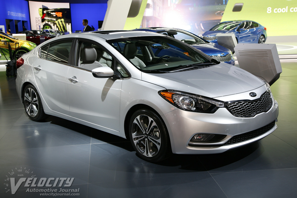 2014 kia forte styling review release date price and specs. Black Bedroom Furniture Sets. Home Design Ideas