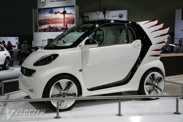2012 Smart ForJeremy