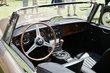 1967 Austin Healey 3000 Mark III Interior
