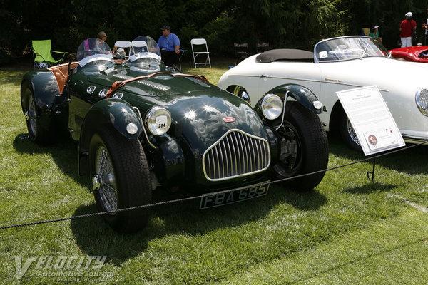 1951 Allard J2 Competition Roadster