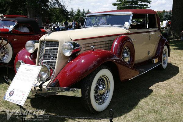 1935 Auburn 851 Salon Phaeton