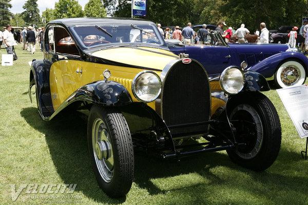 1930 Bugatti Type 46 Superprofile Coupe