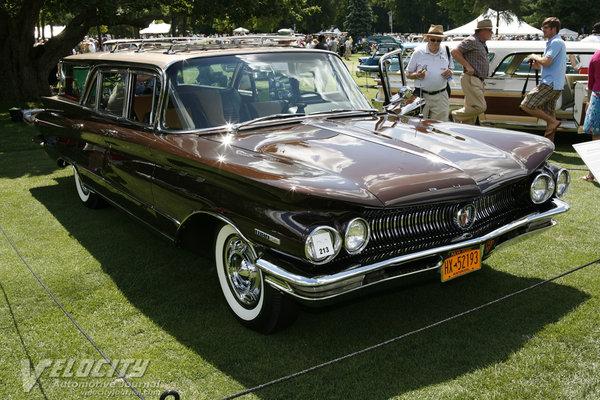 1960 Buick Invicta Custom Wagon Information