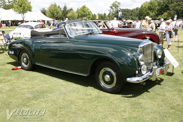 1954 Bentley Continental Drophead Coupe by Chapron