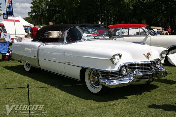 1954 Cadillac Eldorado Sport Convertible Coupe