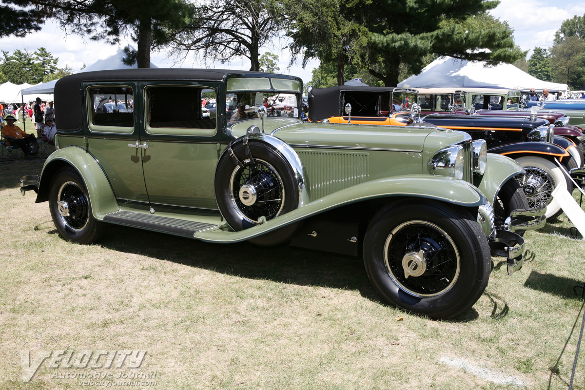 Picture Of 1931 Cord L 29 Brougham