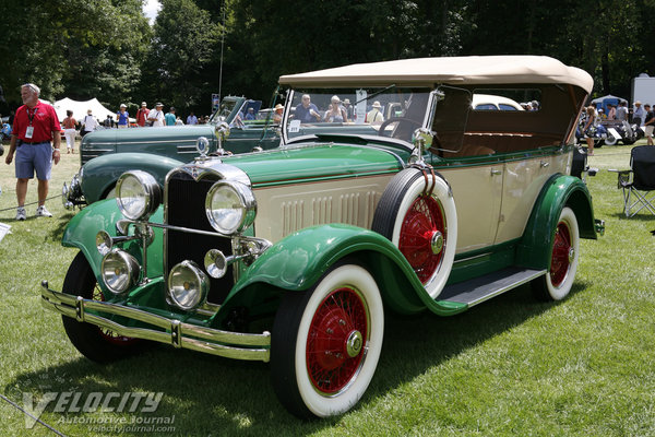 1928 Dodge Victory Six Touring Phaeton
